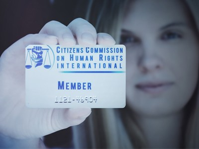 Become an official member of CCHR. You will be strengthening the ranks of our membership base, which in turn helps us garner more support from legislators and opinion leaders around the world.